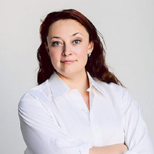 Ольга Ладога-Ячменёва